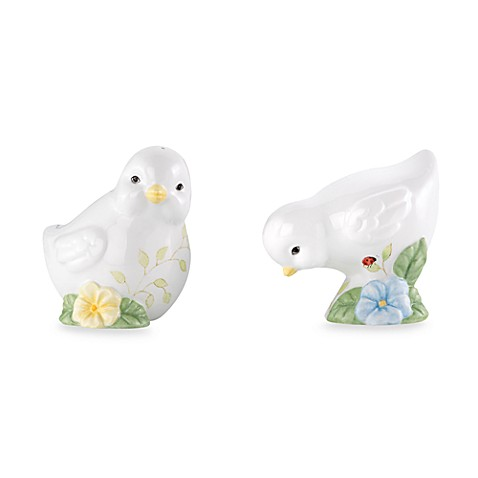 Lenox® Butterfly Meadow® Chick Salt and Pepper Set