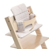 Stokke® Tripp Trapp® Cushion in Pink Stripes