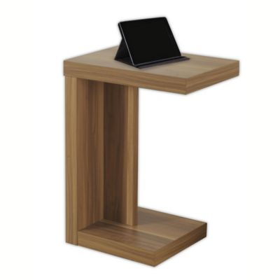 Monarch Specialties 24 Inch Accent Table In Walnut