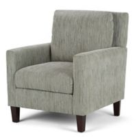 Jakob Club Chair in Pale Green