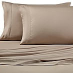 SHEEX® VAPOR BALANCE 37.5® Performance 300-TC Standard Pillowcases in Taupe (Set of 2)