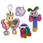 Playgro™ Butterfly Teether Pack (Set of 4)
