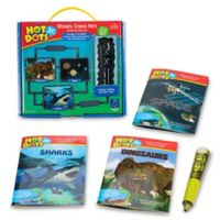 Educational Insights® Hot Dots Jr. Ultimate Science Facts Interactive Book Set