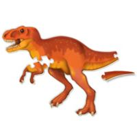 Learning Resources® Jumbo T-Rex Dinosaur Foam Floor Puzzle