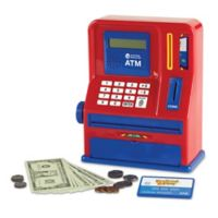 Learning Resources® Pretend & Play Teaching ATM