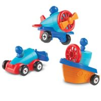Learning Resources® 1-2-3 Build It™ Car-Plane-Boat