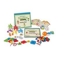 Learning Resources® All Ready for Preschool Readiness Kit