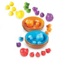 Learning Resources® Birds in a Nest Sorting Set