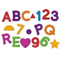 Learning Resources® Magnetic Letters, Numbers & Shapes