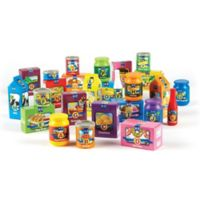 Learning Resources® 26-Piece A to Z Alphabet Groceries Set