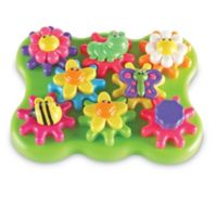 Learning Resources® Flower Garden Build & Spin