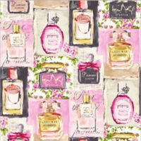 V.I.P Eau De Parfum Wallpaper in Fuchsia