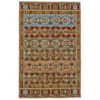 Feizy Isabella 2-Foot x 3-Foot Multicolor Accent Rug