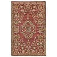 Feizy Isabella 7-Foot 9-Inch x 9-Foot 9-Inch Area Rug in Rust