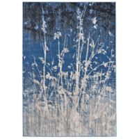 Feizy Manfred 2-Foot 2-Inch x 4-Foot Accent Rug in Atlantic Blue