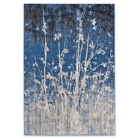 Feizy Manfred 5-Foot 3-Inch x 7-Foot 6-Inch Area Rug in Atlantic Blue
