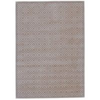 Feizy Katia 2-Foot 2-Inch x 4-Foot Area Rug in Taupe