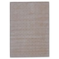 Feizy Katia 5-Foot x 8-Foot Area Rug in Taupe