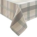 Echo Pareo 52-Inch x 70-Inch  Oblong Tablecloth in Mist