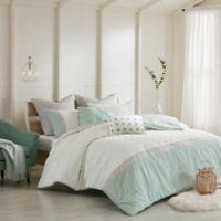 Urban Habitat Myla Reversible King/California King Comforter Set in Ivory