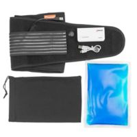 Wagan Active Heat™ Back Wrap in Black
