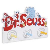 Trend Lab® Dr. Seuss™ Friends Peg Hook Storage Rack