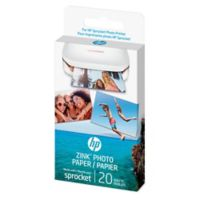 HP® ZINK® Sticky-Backed 40-Count 2x3 Photo Paper