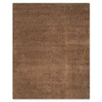 Safavieh Classic Shag 7-Foot 6-Inch x 9-Foot 6-Inch Napa Rug in Taupe