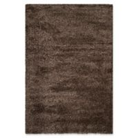 Safavieh California Shag 5-Foot 3-Inch x 7-Foot 6-Inch Irvine Rug in Mushroom