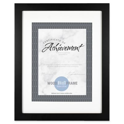 Buy Frames With Mats From Bed Bath Beyond
