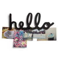 "Umbra® ""hello"" Photo Wall Collage"