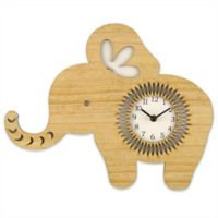 Sterling Le Elephant Wall Clock