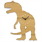 Sterling & Noble Dinosaur Wall Clock