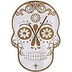 Sterling & Noble Skull Wall Clock