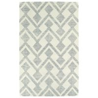 Kaleen Evanesce Directions 2-Foot x 3-Foot Accent Rug in Ivory