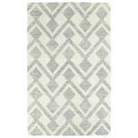 Kaleen Evanesce Directions 8-Foot x 10-Foot Area Rug in Ivory
