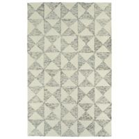 Kaleen Evanesce Graphics 2-Foot x 3-Foot Accent Rug in Ivory