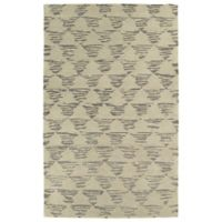 Kaleen Evanesce Reflections 2-Foot x 3-Foot Accent Rug in Mushroom