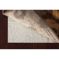 """Nourison Shiftloc Pad 7'6"""" x 9'8"""" Rug Pad Area Rug in Ivory"""