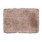 Mohawk Home Juliet Metallic 2-Foot 6-Inch x 3-Foot 10-Inch Shag Accent Rug in Blush