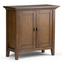 Redmond 2-Door Cabinet in Brown