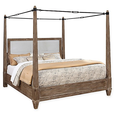 donny osmond home madeline bed in acacia
