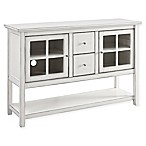 Forest Gate Wood Console Table/Buffet in Antique White