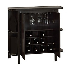 Monarch Specialties 36 Inch Home Bar Bed Bath Amp Beyond