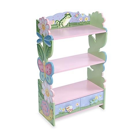 Teamson Design Magic Garden Bookcase Walmart