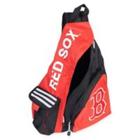 MLB Boston Red Sox Leadoff Sling Backpack in Red/Black
