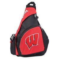 University of Wisconsin Leadoff Sling Backpack
