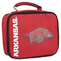NCAA University of Arkansas Sacked Lunchbox