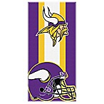 NFL Minnesota Vikings Beach Towel