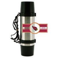 NFL Arizona Cardinals Super Thermo Stainless Steel 36 oz. Travel Mug